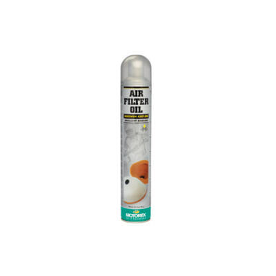 MOTOREX Air Filter oil légszűrő olaj spray 750ml