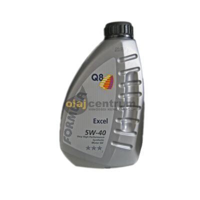 Q8 Excel 5w-40 1Liter