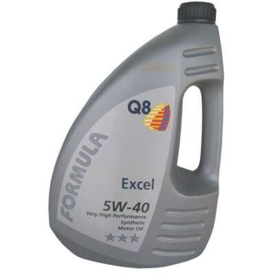 Q8 Excel 5w-40 4Liter