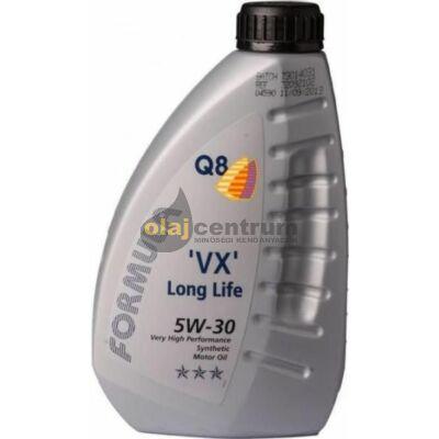 Q8 VX LongLife 5w-30 1Liter