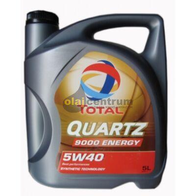 Total Quartz 9000 Energy 5W-40 5liter