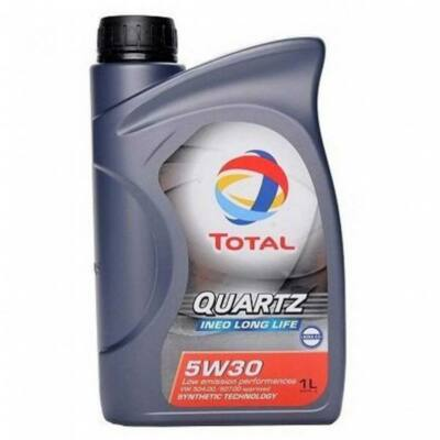 Total Quartz INEO Long Life 5W-30 1Liter
